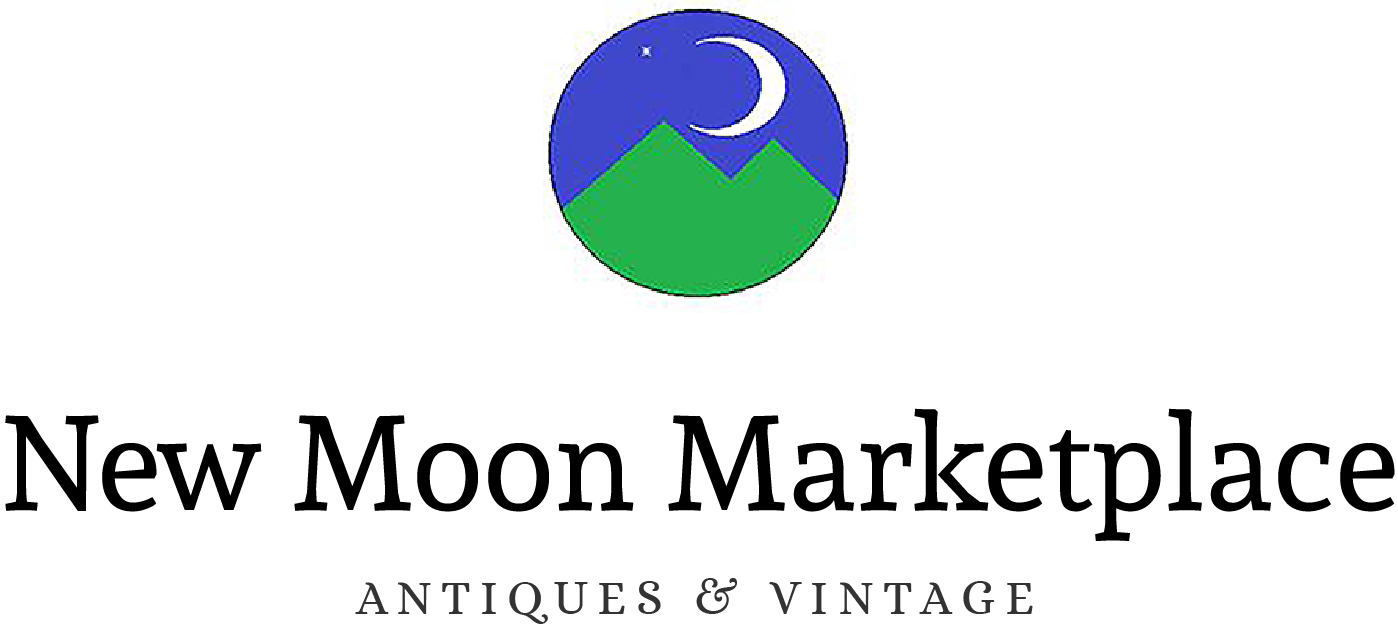 New Moon Marketplace | Antiques, Collectibles, Vintage, Gift Shop